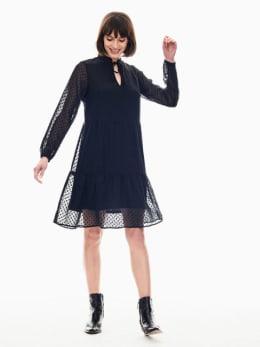garcia jurk ge000306 zwart