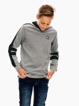 garcia t-shirt grijs t03605