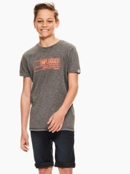 garcia t-shirt grijs p03608