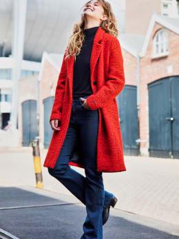 garcia mantel jas gj900913 rood