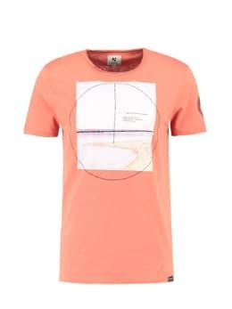T-shirt Garcia A91004 men