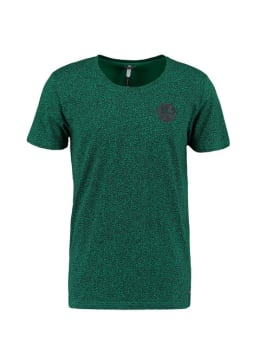 chief t-shirt groen pc010204