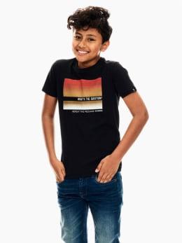 garcia t-shirt zwart t03600