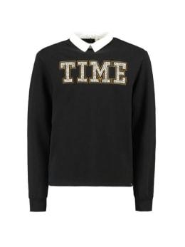 garcia sweater met tekst g92463
