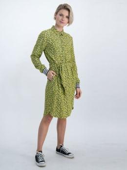 garcia blousejurk m00080 geel