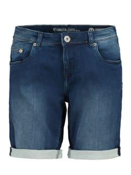 garcia short PG900304 donkerblauw