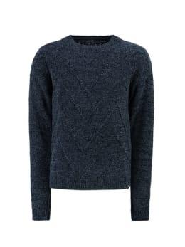 garcia trui i92447 donkerblauw