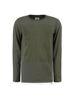 garcia long sleeve j93601 groen