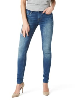 tripper rome high skinny blue worn