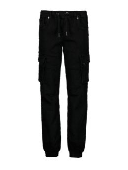 garcia broek zwart gs030707