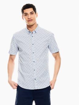 garcia overhemd wit p01235