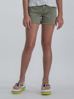 garcia denim short o02526 groen