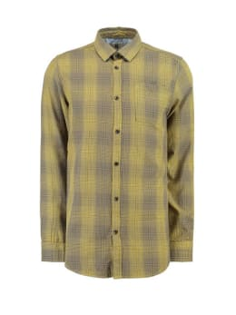 garcia overhemd h91229 geblokt
