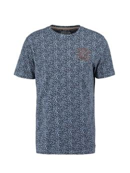 pilot t-shirt blauw pp010323