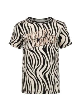 garcia t-shirt beige p04405