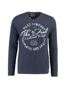T-shirt Pilot PP810911 men