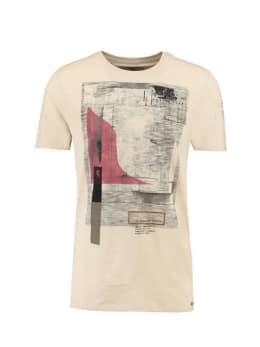 T-shirt Garcia U81005 men