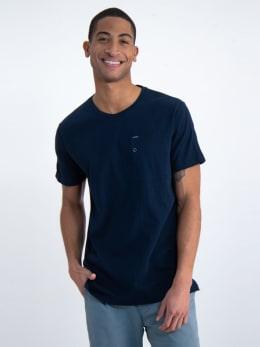 garcia t-shirt o01003 donkerblauw