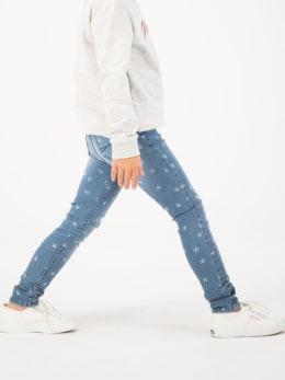 garcia jeans denim blauw t04728