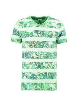 Garcia  T-shirt Korte Mouwen D91206 Groen