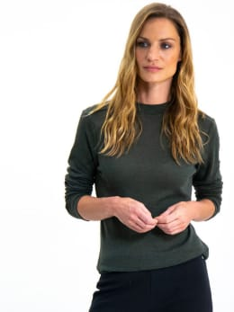 garcia long sleeve i90013 groen
