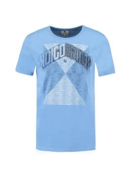 T-shirt Garcia A91003 men