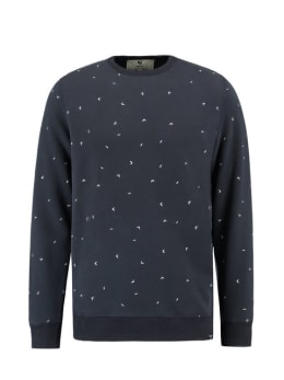 sweater Garcia A91064 men