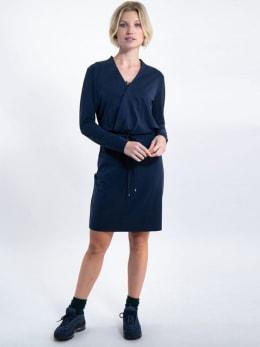 garcia jurk j90280 blauw