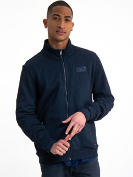 garcia vest i91063 blauw