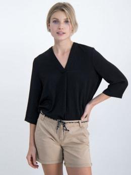 garcia blouse gs000131 zwart