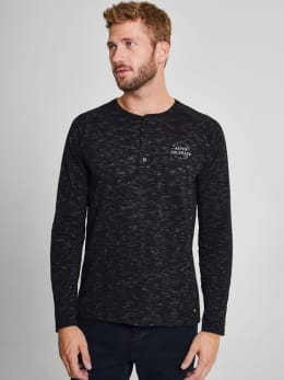 chief long sleeve pc910723 zwart