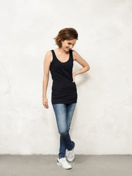 jc basic top organic cotton jc700904 zwart
