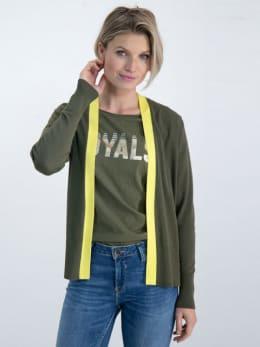 garcia vest m00051 groen