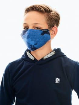 garcia mondkapje 3-pack donkerblauw ge030602