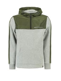 garcia hoodie J93662 groen