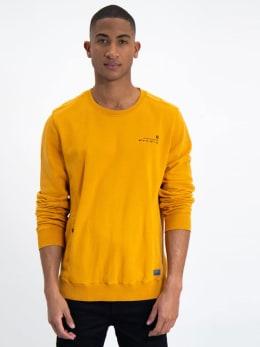 garcia sweater j91270 geel