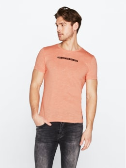 chief t-shirt gemêleerd pc010308 roze