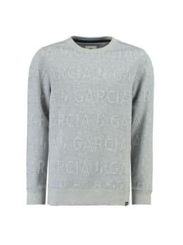 garcia sweater j93665 grijs