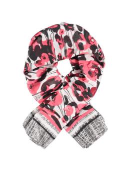GARCIA Sjaal Met Print D90330 Rood