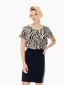 garcia blouse beige p00230