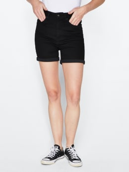 yezz lilly short slim fit black used