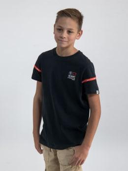 garcia t-shirt n03603 zwart
