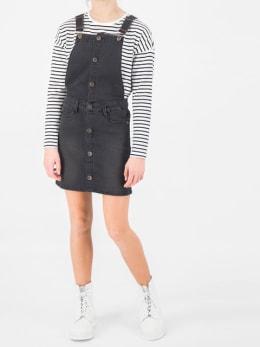garcia jurk denim grijs t02684