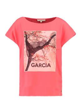 Garcia T-shirt Korte Mouwen D90214 Rood