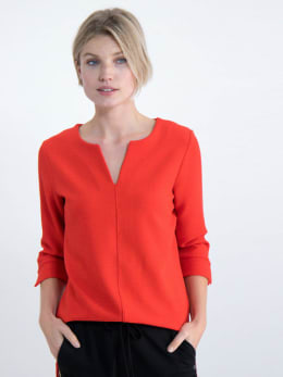 garcia blouse gs000108 rood