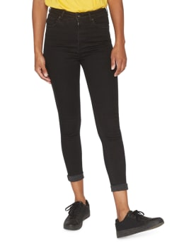 yezz lilly high skinny black used