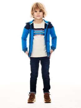 garcia vest blauw t05666