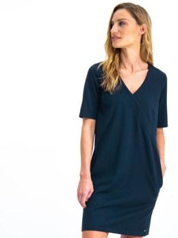 garcia jurk gs900781 blauw