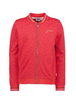 garcia vest rood t04652