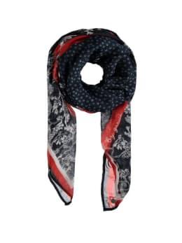 garcia sjaal h90330 blauw